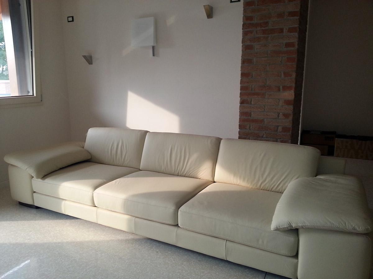 Giacobbe salotti clienti ci dicono - Devo buttare un divano ...