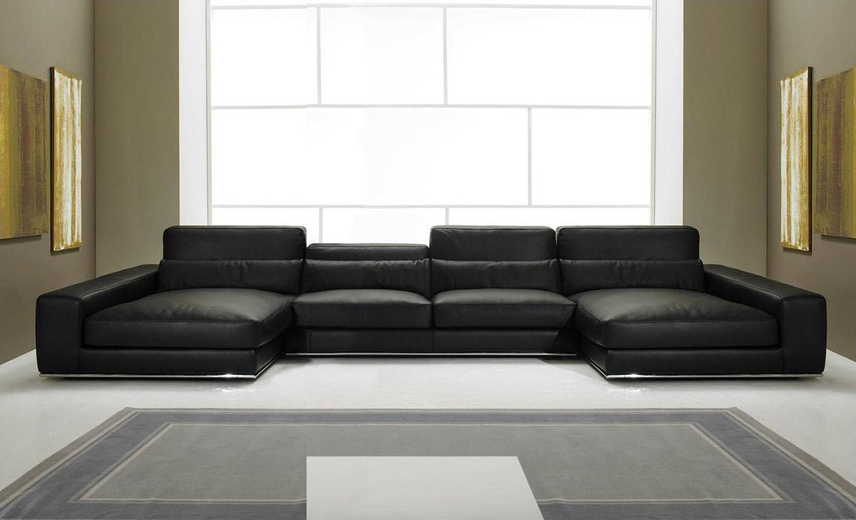 Salotto divano angolare idee per il design della casa - Divano letto aramis ...