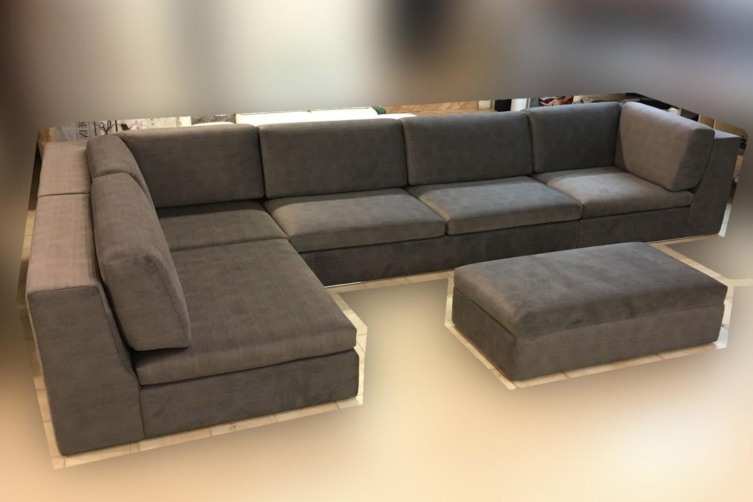 Salotti e divani in offerta nel altamura for Divano angolare grande