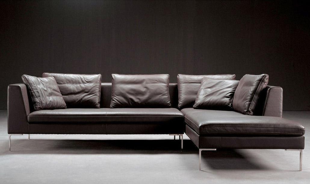 divano in pelle design fantasy