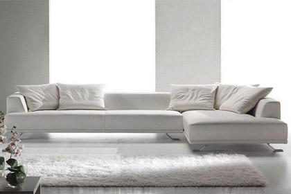 Divani Moderni In Pelle Design.Modern Sofa And Design Model Honda 300 X 160 Cm Entirely Leather