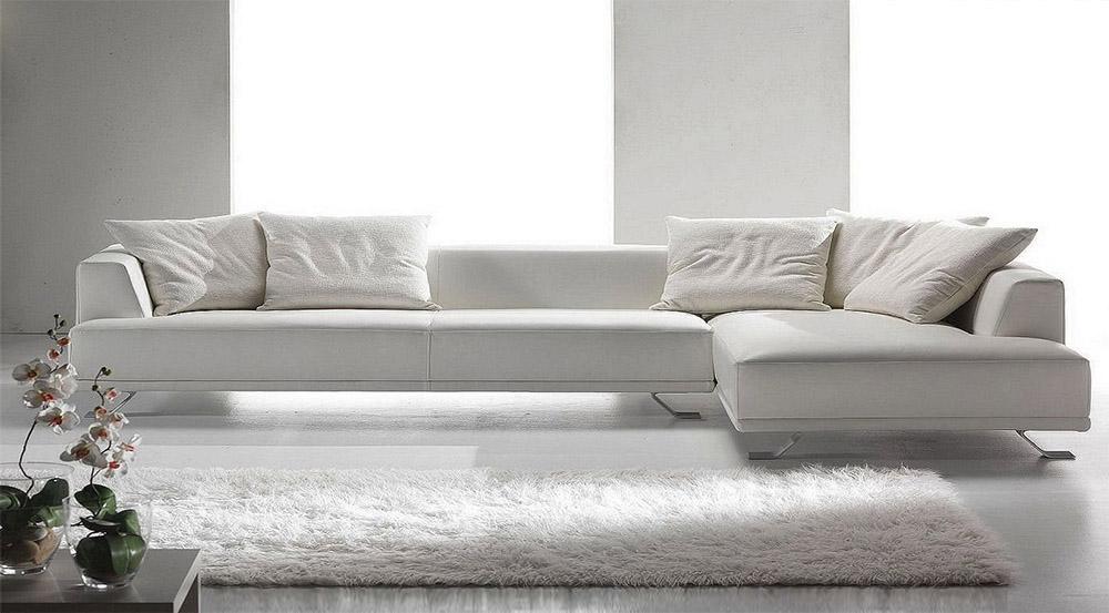 divano in pelle design honda