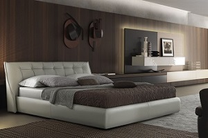 Letto moderno e design  Lunatic